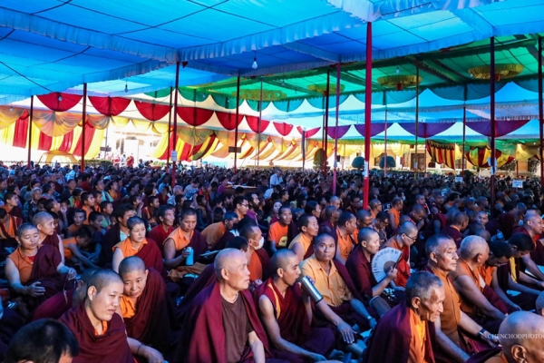 Jigme Lingpa and Patrul Rinpoches Empowerment and Oral Transmission