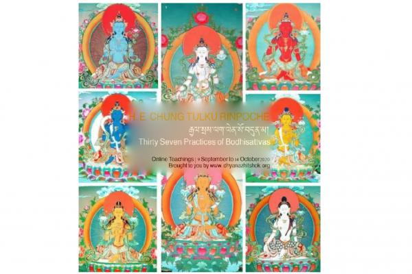 Thirty Seven Practices of Bodhisattvas – VIRTUAL TEACHINGS